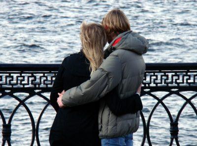 La 'distanza' fra i partner