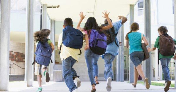 Alunni accompagnati a scuola