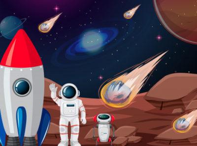 I consigli di un astronauta per #IoRestoaCasa