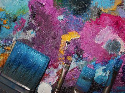 #IoRestoaCasa:  attività creative con i bambini